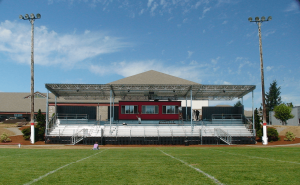 Jeff Lucas Stadium Clean-up