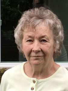 Dona Layton, volunteer and donor.