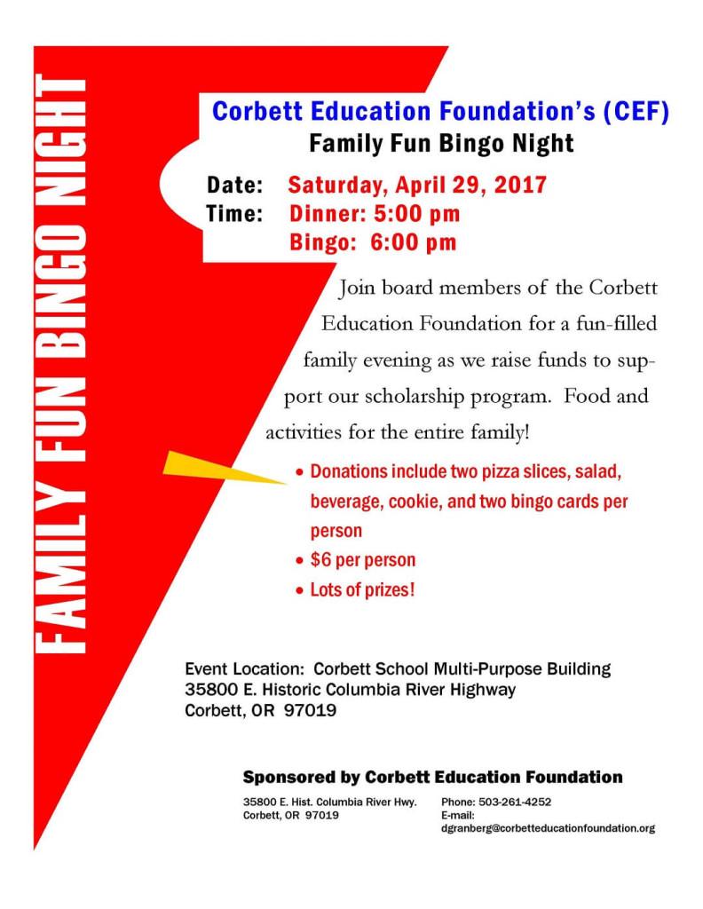 Scholarship Fundraiser